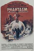 Phantasm - Phantasm is creepy, weird, low budget and a cult favorite from the 1970s.