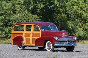 Chevrolet Fleetmaster Station Wagon