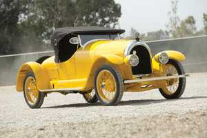 Kissel Model 6-45 'Gold Bug' Speedster