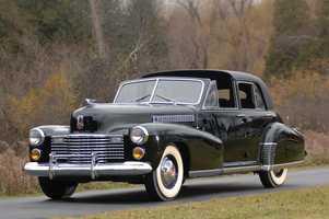 Cadillac Series 60 Special Town Car