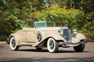 Chrysler CL Imperial Convertible Roadster by LeBaron