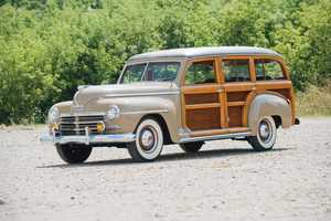 Plymouth Special Deluxe Six Station Wagon