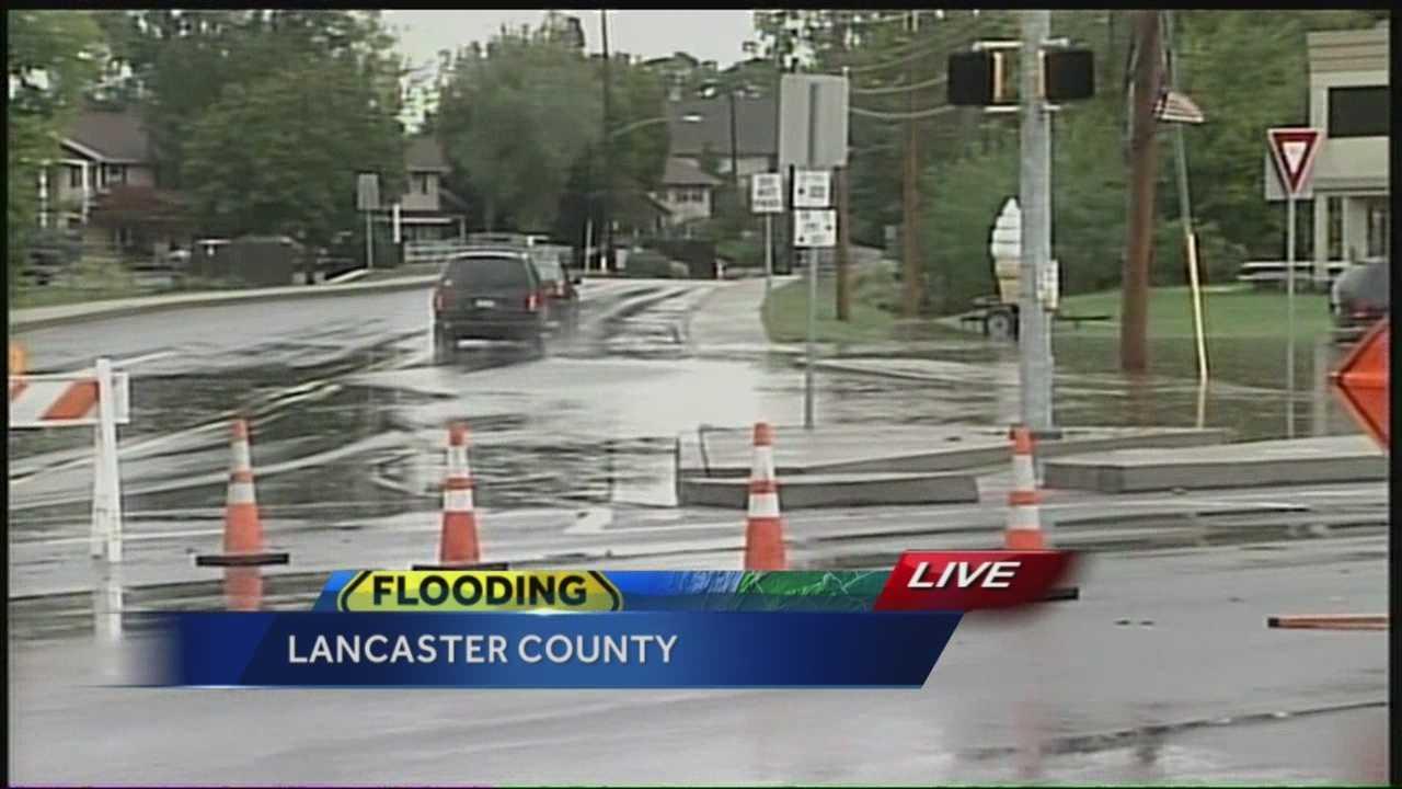 10.11 aft Manheim flooding