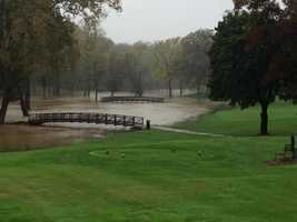 Conestoga Creek at Conestoga Country Club