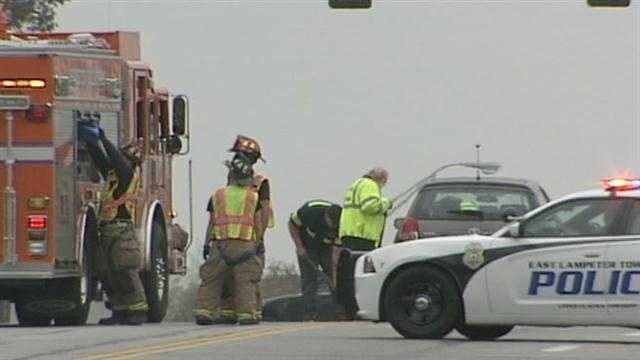 10.16 East Lampeter Township crash