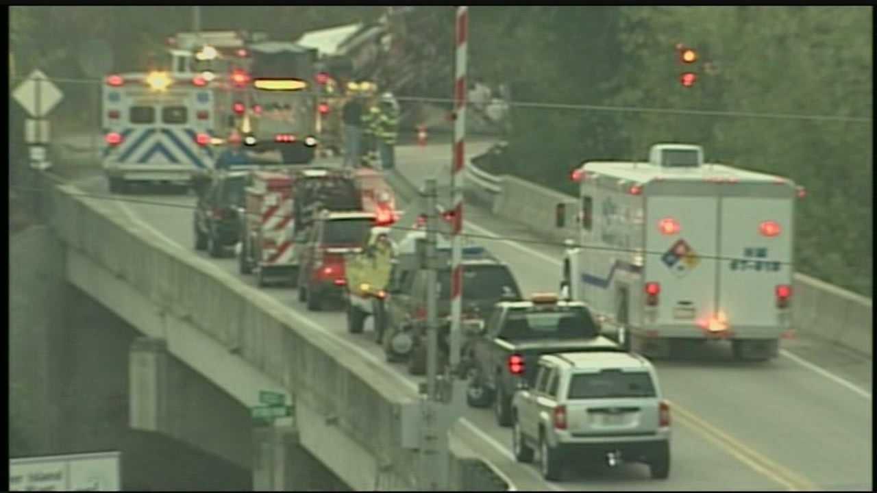 10.21 York County truck crash