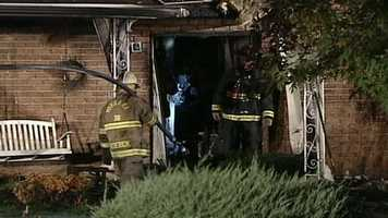 Thursday, Oct. 24: Fire damaged a home early Thursday in Windsor Township, York County. Firefighters were called to the scene along the 1100 block of Freysville Road shortly after midnight. The fire may have started in the furnace. Everyone inside the home made it out safely.