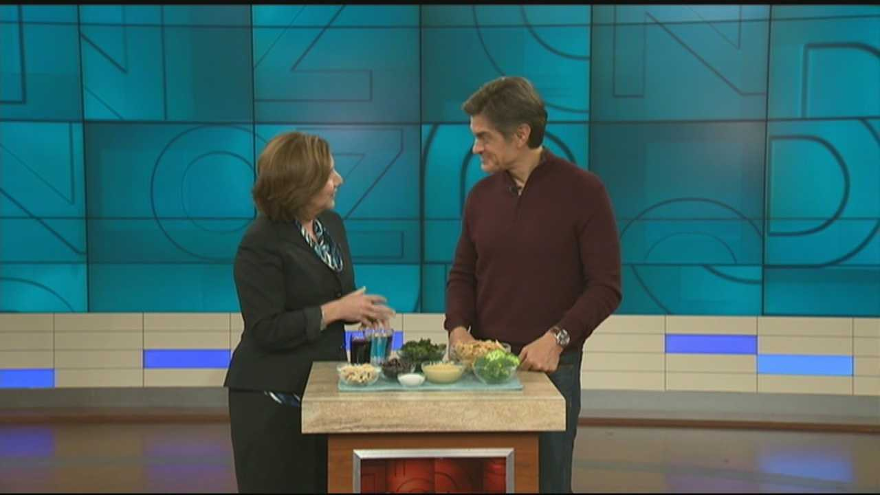 dr oz snacking part 1