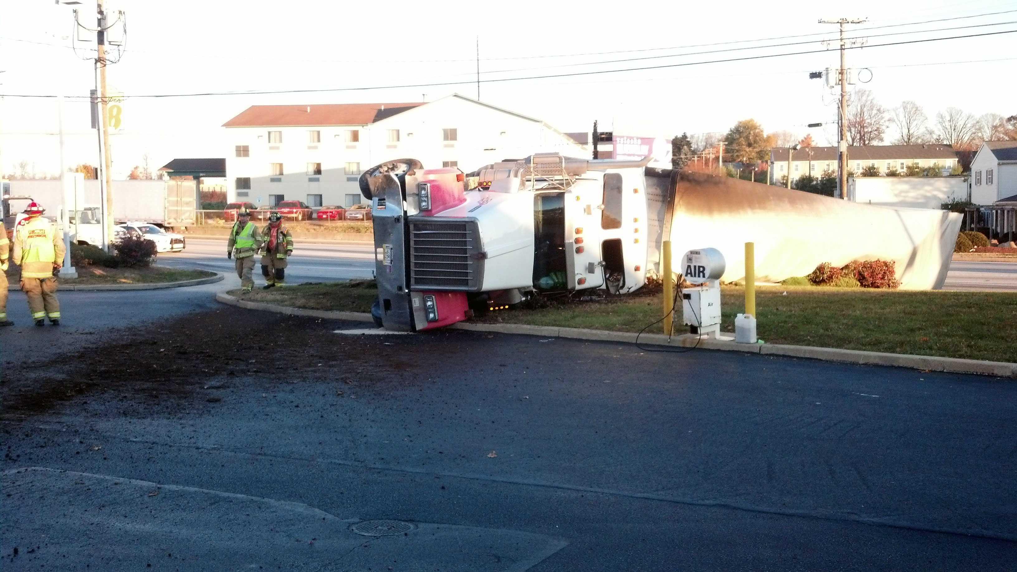 11.13 Route 30 crash
