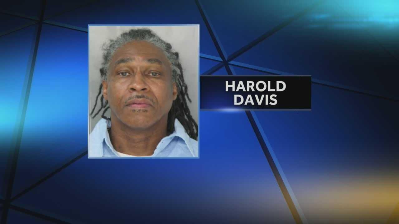 11.15 Harold Davis in custody