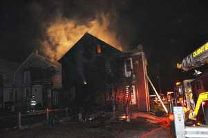 Tuesday, Nov. 26: A duplex fire in Hanover, York County, forced 18 people out of their homes early Tuesday. The fire started just before 1 a.m. Tuesday in the 400 block of High Street. Everyone made it out safely. The American Red Cross is helping the three families affected. Fire officials have ruled the blaze accidental.
