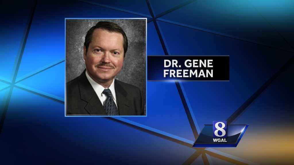 12.4 Dr. Gene Freeman