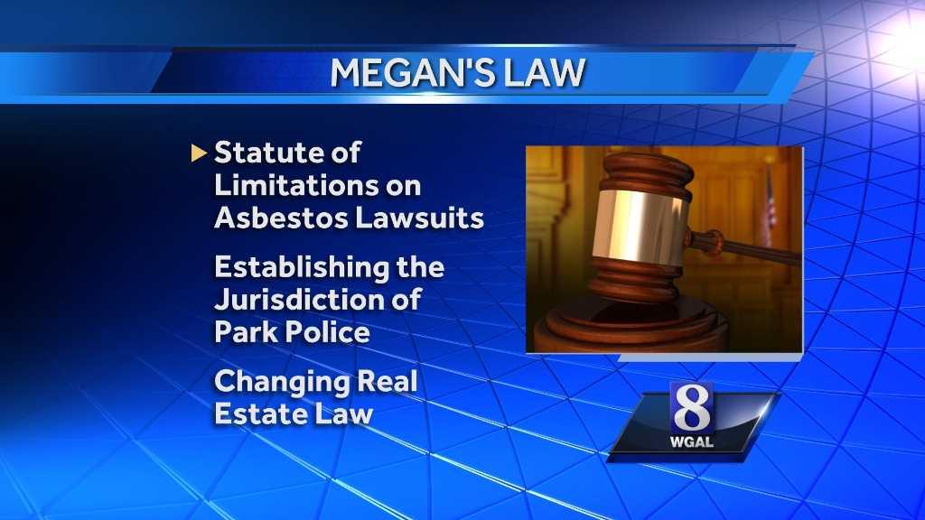 Megan's Law website