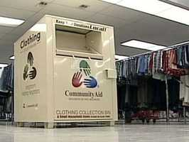 Thursday, Dec. 19: Community Aid, a Cumberland County faith-based nonprofit, is distributing more than $400,000 to Susquehanna Valley charities. The organization, which is based in Mechanicsburg, collects unwanted clothing, sells it, and gives the money back to charities. In all, Community Aid funded grants to 35 Susquehanna Valley charities.