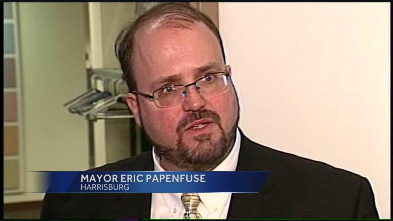 1.6 Harrisburg mayor