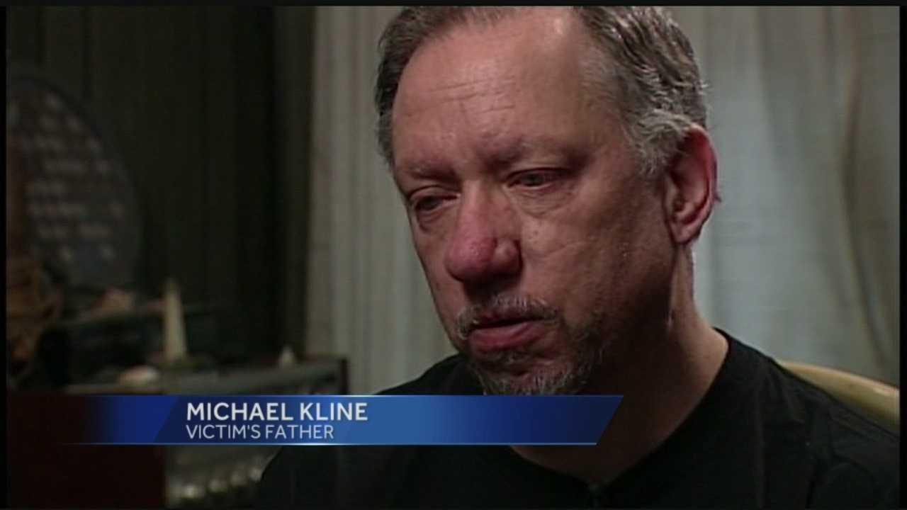 victim's father speaks