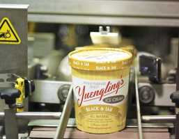 """The initial run will consist of 100,000 quarts, in 10 flavors. The ice cream is expected to be available in grocery stores by mid-February. It initially will be sold at Acme, Weis and select independent grocery stores in Pennsylvania, Maryland, Delaware, New Jersey, New York and West Virginia,"" a company news release said."