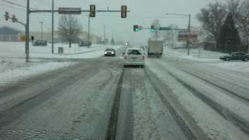 Lower Allen Township, Simpson Ferry Road, 10:43 a.m., Tuesday.