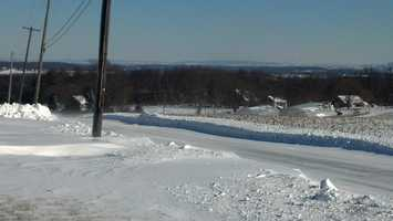 Route 74 near Brogue, Wednesday, 11:20 a.m.