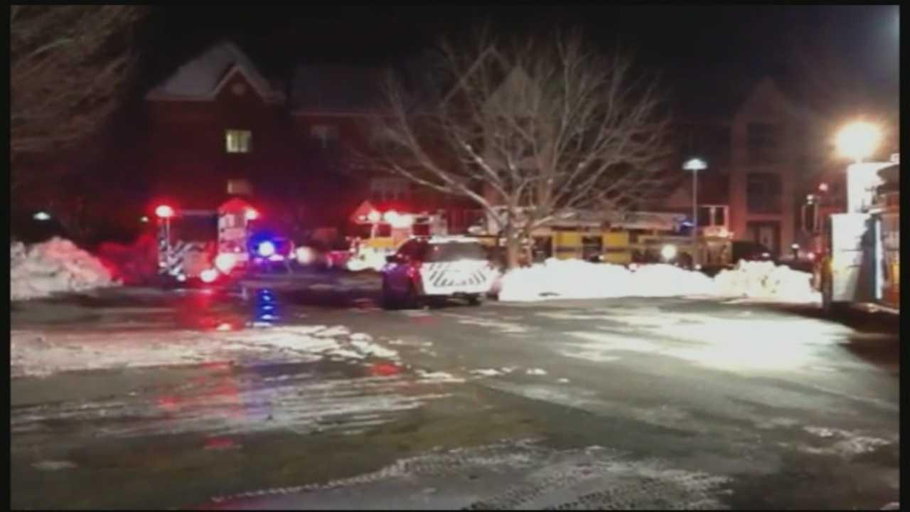 Firefighters respond to Brethren Village in Manheim Township.