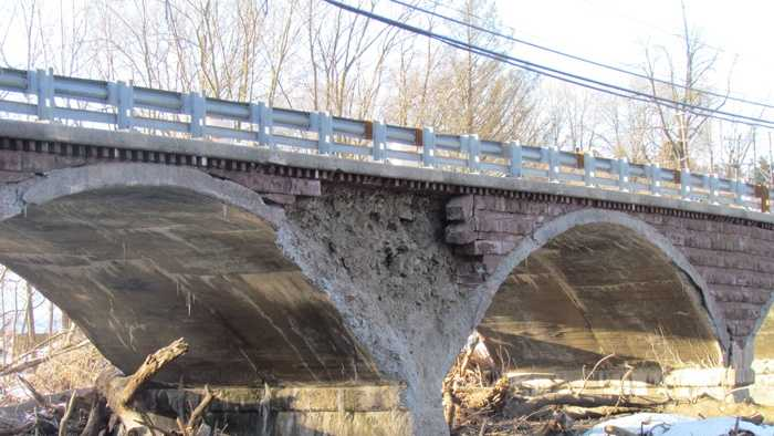 Officials are shutting down this 103-year-old bridge in Dauphin County.