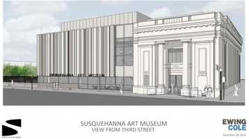 Art lovers: Enjoy fine art at the Susquehanna Art Museum in Harrisburg. Visit www.sqart.org to learn more.