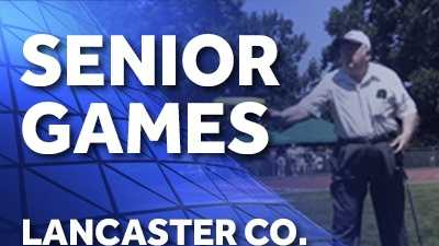 Participate in the Senior Games in Lancaster and York Counties!
