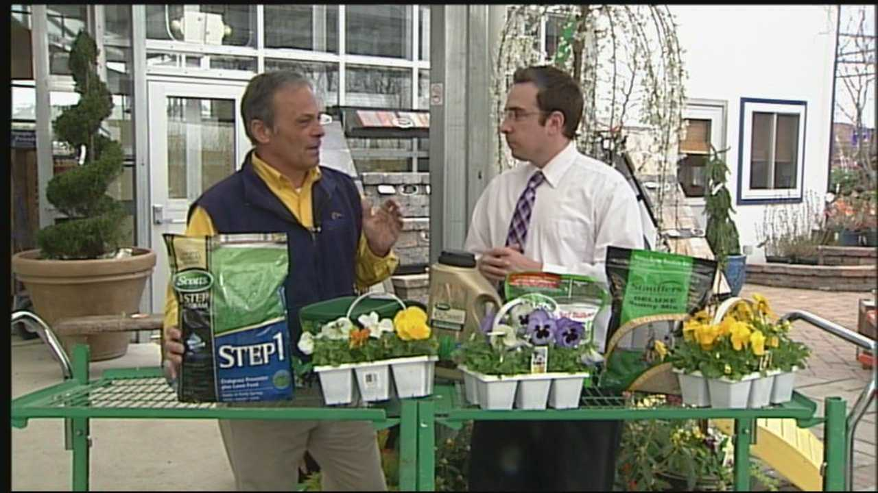Tips for lawns from Garden Guy 4.1.14