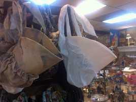 Amish bonnets.