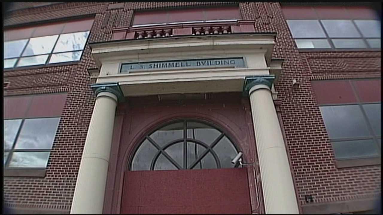 Harrisburg school building 4.9.14