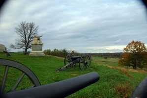 8: Gettysburg, Pa. is the site of the bloodiest battle of the Civil War. The battle took place in July of 1863 and was a turning point for the war.