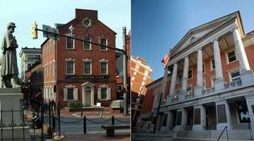 5: Both Lancaster and York were once the capital of the U.S. during the American Revolution.