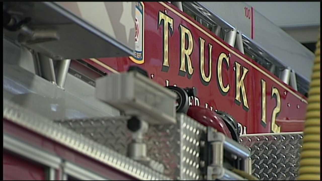 Volunteer firefighters 4.16.14