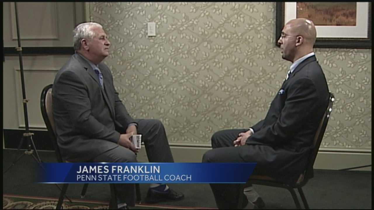 News 8 at 6:00pm 5.15.14 franklin interview