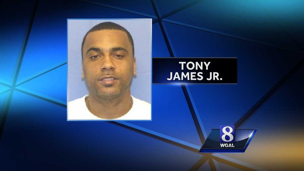 Tony James Jr. of Harrisburg is accused of delivering heroin last December to 31-year-old Kelly Sherrick, who died of an overdose.
