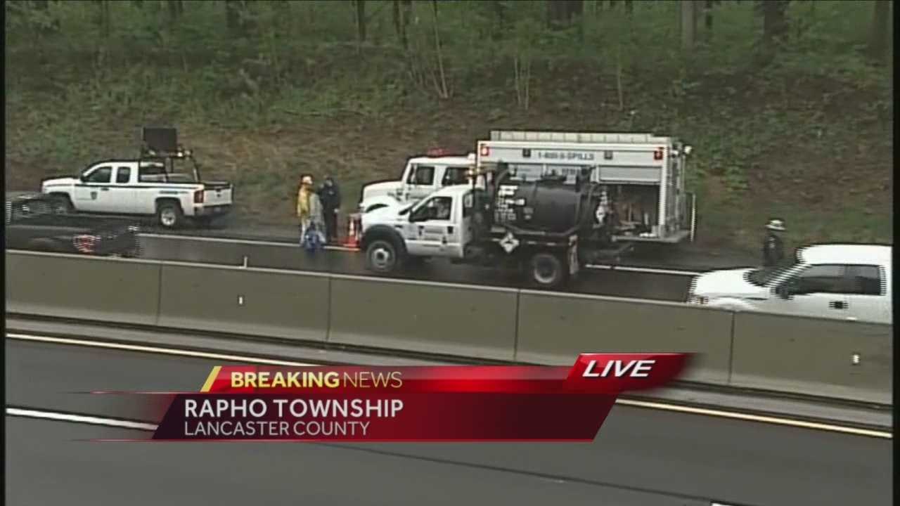Turnpike accident 5.16.14