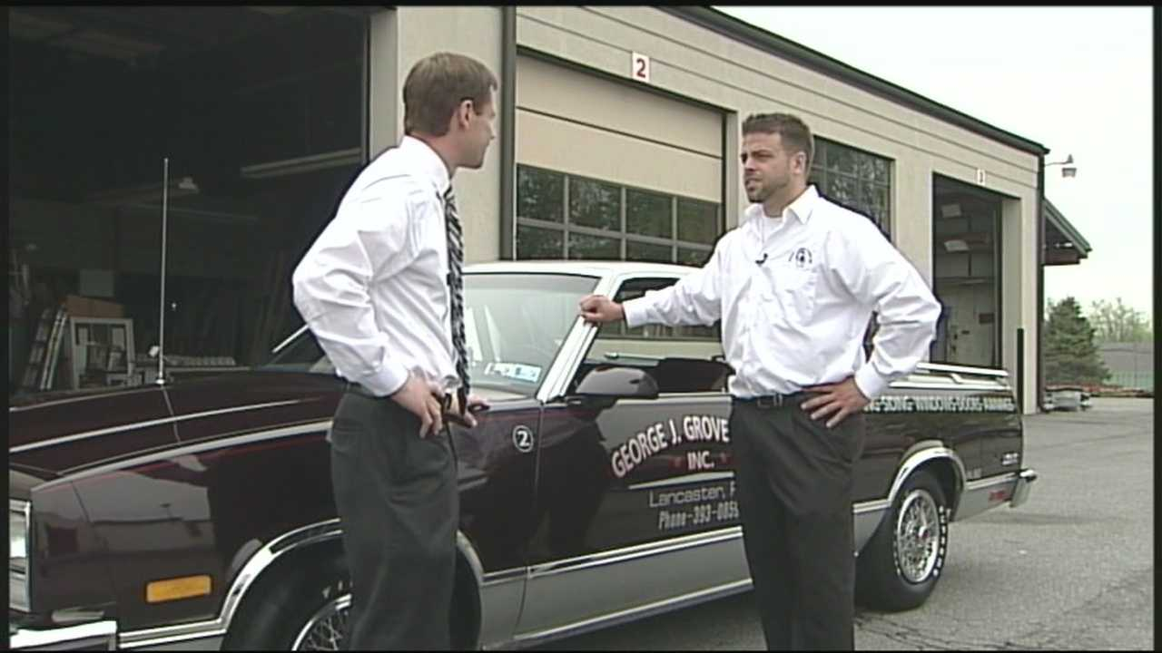News 8 Today 5.19.14 Family business embraces El Caminos