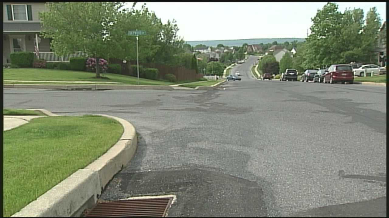 5.27.14 Residents spot bear wandering through Lower Paxton neighborhood
