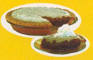 Shoo-fly pie, like these from Dutch Haven, are sold throughout the region. These molasses pies are a traditional Pennsylvania Dutch dessert.