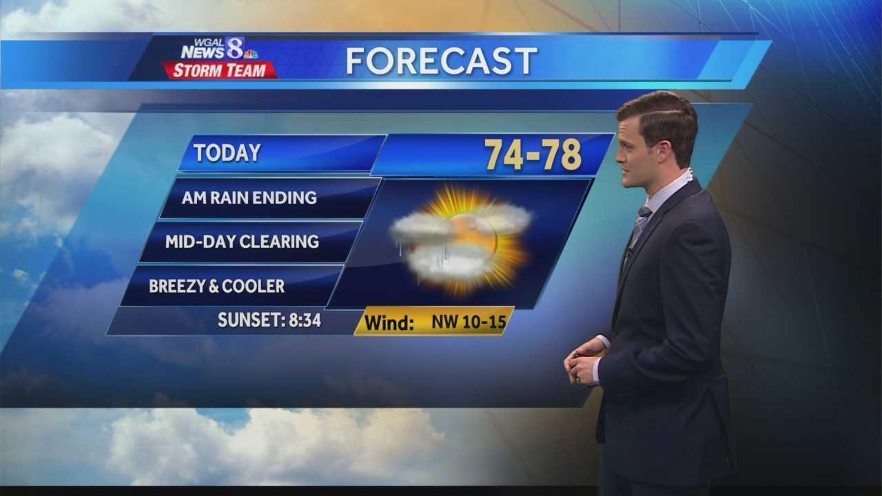 News 8 Today 6.5.14 am forecast