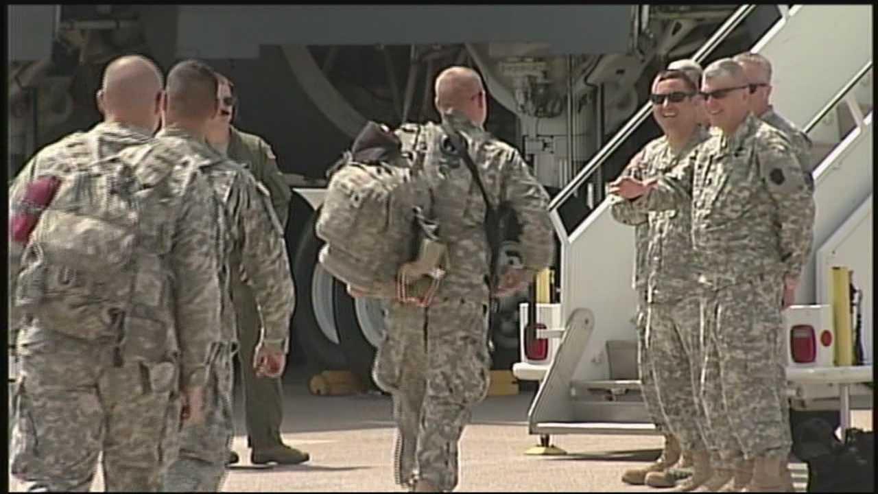 Nat Guard Deployment 6.5.14
