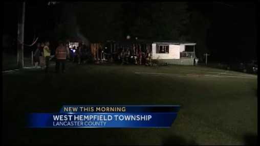 6.27.14 w hempfield twp mobile home fire