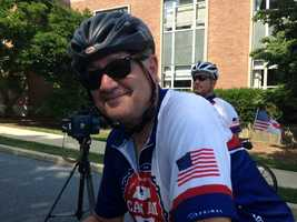 The ride benefits disabled vets.
