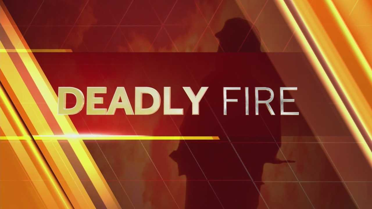 Deadly fire  7.4.14