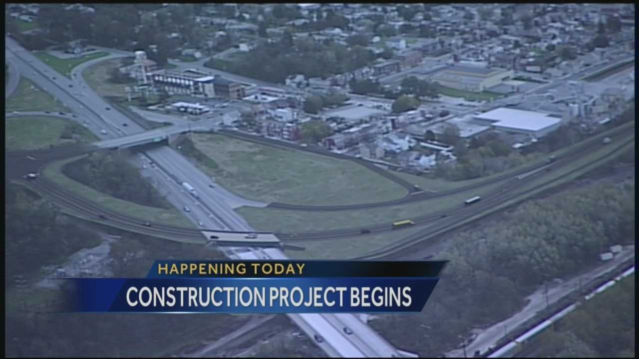 News 8 Today 7.11.14 441 project $12M road project will drastically change route through Columbia