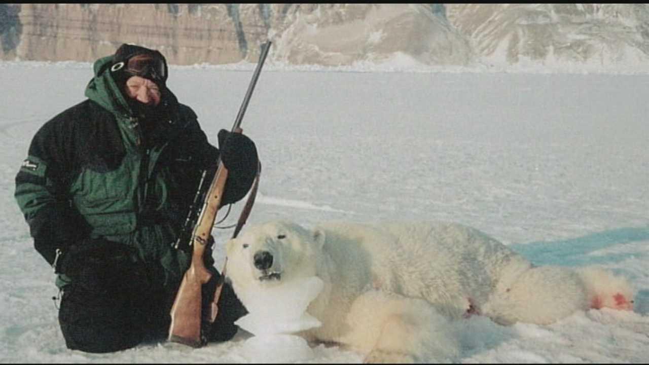 News 8 Today 7.17.14 polar bear