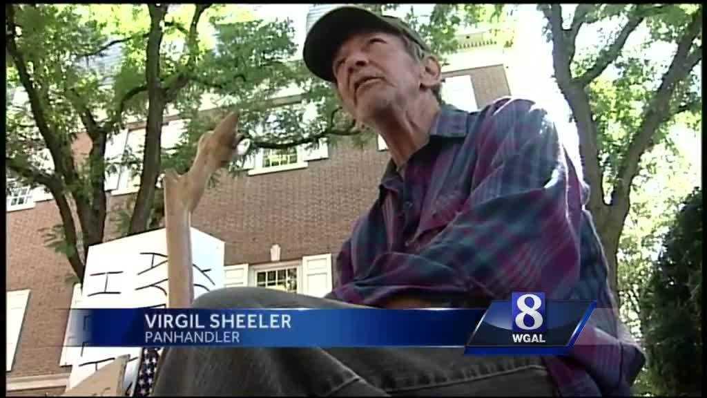 7.18.14 homeless panhandler