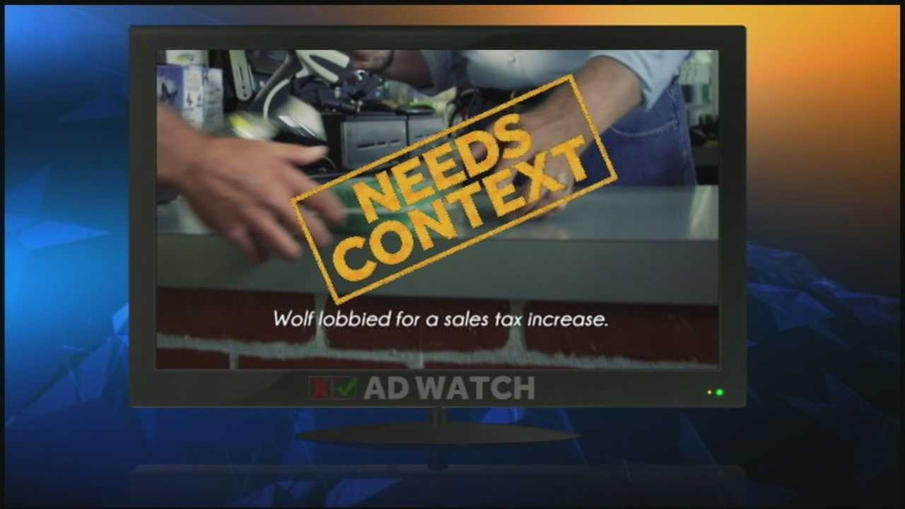 Ad watch 7.24.14
