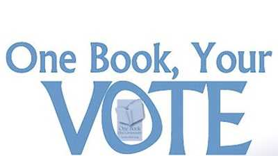 One Book, Your Vote