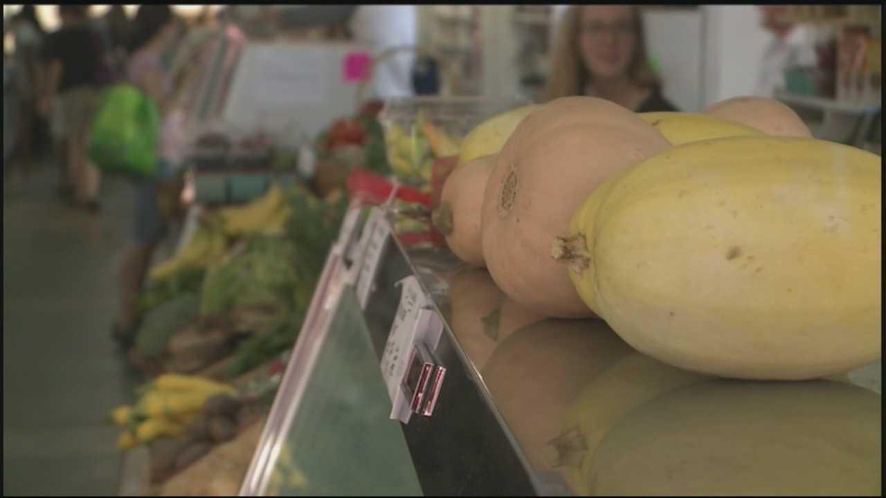 News 8 Today 8.7.14 farmers markets